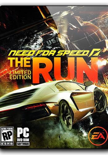 Скрипн Need For Speed: The Run (2011) [RUS]