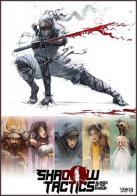 Shadow Tactics: Blades of the Shogun [v 1.2.1.f] (2016) PC | RePack by R.G. Механики