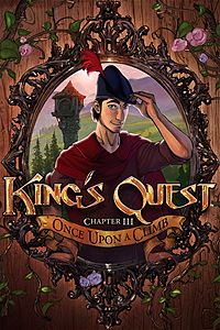 Скрипн King's Quest (2015)