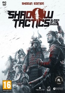 Скрипн Shadow Tactics: Blades of the Shogun (2016)