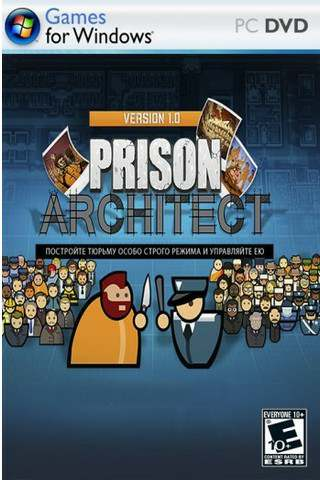 Скрипн Prison Architect [update11f] (2015) [RUS]