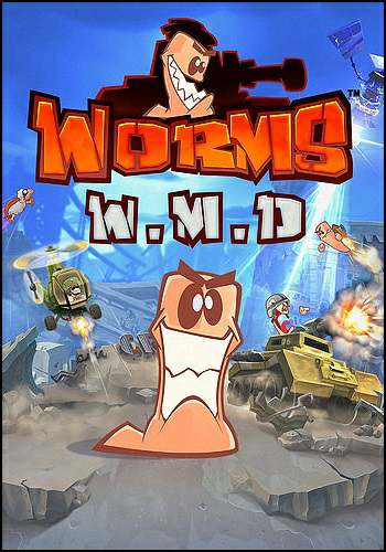 Скрипн Worms W.M.D [Build 1260] (2016) [RUS]
