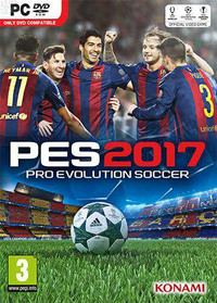 PES 2017 / Pro Evolution Soccer 2017 [SMoKE Patch] (2016) [RUS]