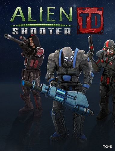 Скрипн Alien Shooter TD [v 1.0.8] (2017) PC | Steam-Rip by R.G. Игроманы