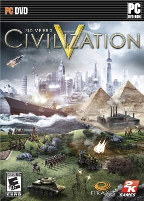 Скрипн Sid Meier's Civilization V 1.0.3.144 (2013) PC | Portable by Spirit Summer