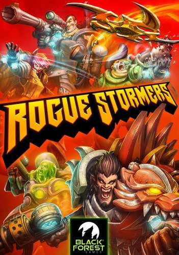 Скрипн Rogue Stormers [Build 3234] (2016) [RUS]