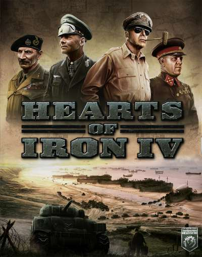 Скрипн Hearts of Iron IV: Field Marshal Edition [v 1.3.3 + DLC's] (2016) [RUS]