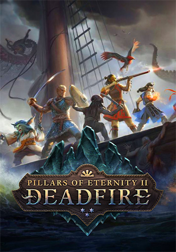 Скрипн Pillars of Eternity 2: Deadfire (2018) PC