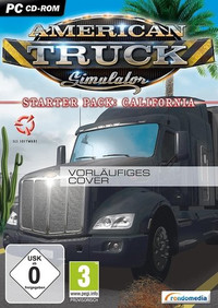 American Truck Simulator [v.1.5.3s + DLC] (2016) PC | RePack by =nemos=