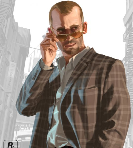 Скрипн PC Gaming Edition for GTA IV (2013) [ENG]