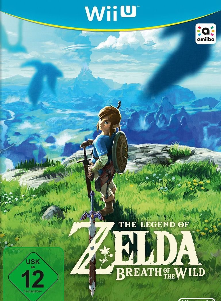 Скрипн The Legend of Zelda: Breath of the Wild [PAL, RUS/Multi5]