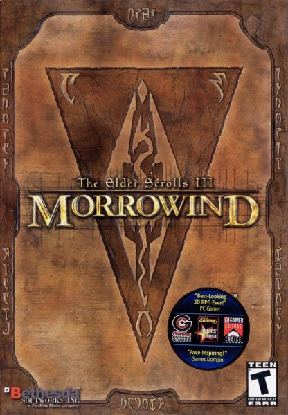 Скрипн The Elder Scrolls III: New Morrowind (2012) [RUS]