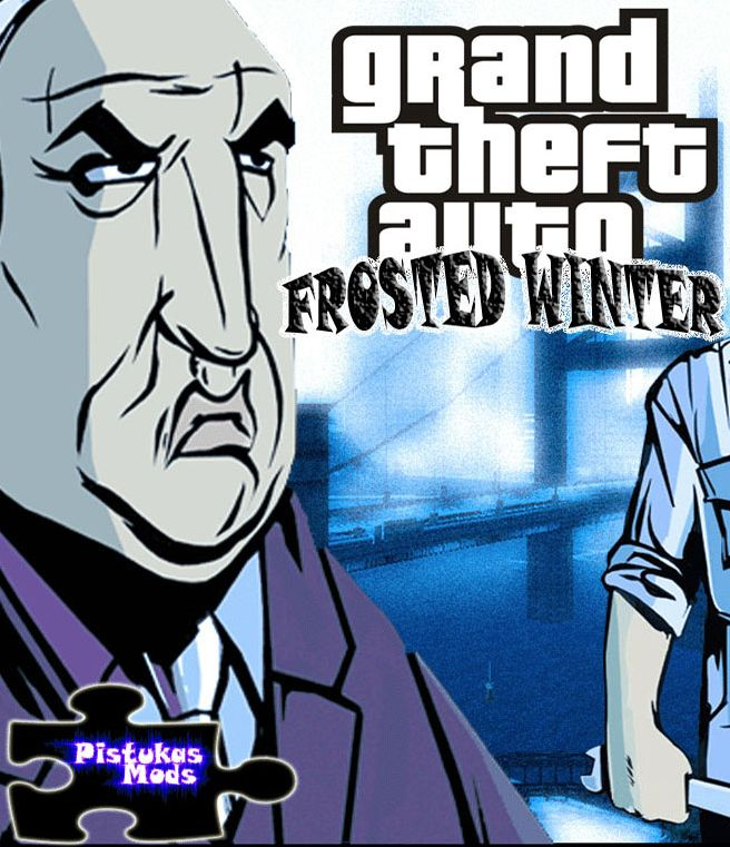 Скрипн Grand Theft Auto 3: Frosted Winter (2015) [RUS]