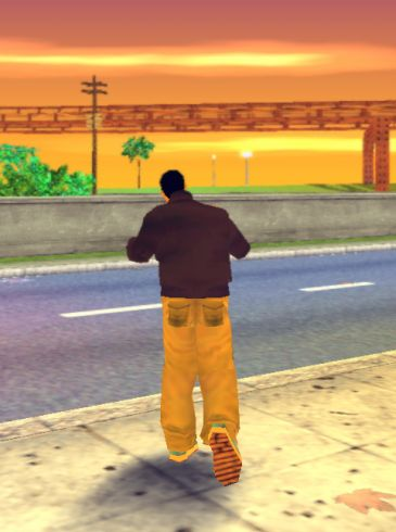 Скрипн GTA 3: Alpha Version Mod v2.0 (2002) [ENG]