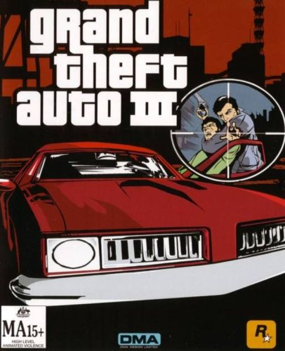 Скрипн Grand Theft Auto 3: Amateur Modification (2002) [RUS]