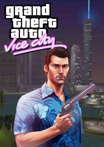 Скрипн Grand Theft Auto: Vice City Plus (2014) [RUS]