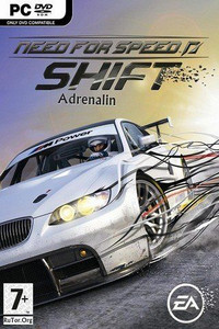 Need for Speed: Shift - Adrenalin (2009) [RUS]
