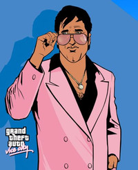 Grand Theft Auto: Vice City Multiplayer (2008) [RUS]