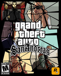 GTA San Andreas Multiplayer: Project X (2014) [RUS]