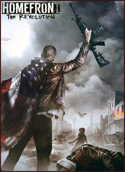 Скрипн Homefront: The Revolution - Freedom Fighter Bundle (2016) [RUS]