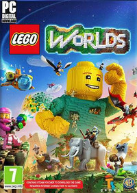 LEGO Worlds [Update 1] (2017) [RUS]