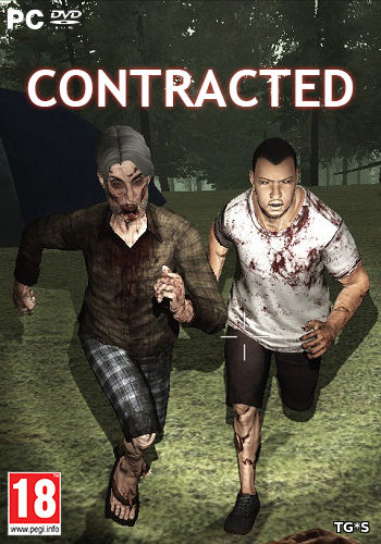 Скрипн CONTRACTED [ENG] (2017) PC | Лицензия