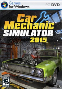 Car Mechanic Simulator 2015: Platinum Edition [v.1.1.1.4] (2015) PC | Steam-Rip by Let'sРlay