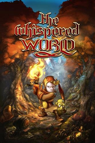 Скрипн The Whispered World: Special Edition [v.3.2.0418] (2014) PC | Steam-Rip by Let'sРlay