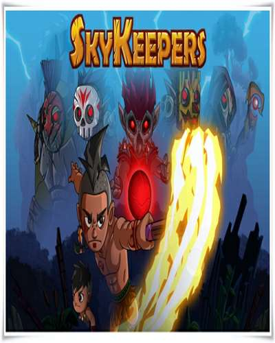 Скрипн SkyKeepers (2017) [ENG]