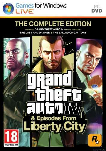 Скрипн GTA 4 / Grand Theft Auto IV - Complete Edition [v 1070-1120] (2010) [RUS]