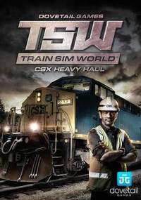 Train Sim World: CSX Heavy Haul (2017) [RUS]