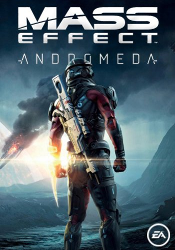 Скрипн Mass Effect: Andromeda - Super Deluxe Edition (2017)