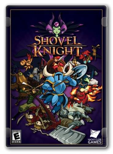 Скрипн Shovel Knight: Specter of Torment [v3.0A] (2017) PC | RePack by GAMER