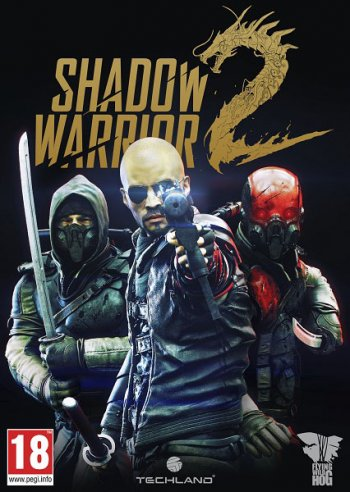 Скрипн Shadow Warrior 2: Deluxe Edition [v 1.1.10.1] (2016) PC | RePack от xatab