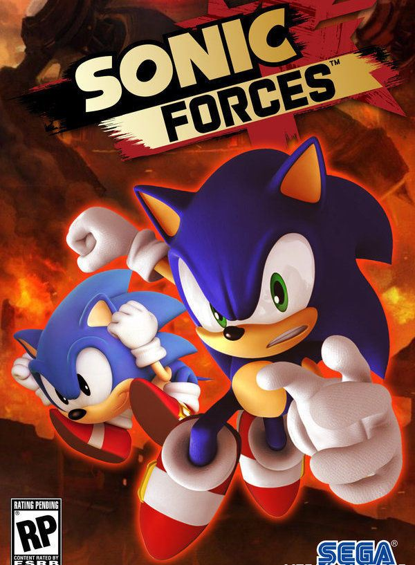 Скрипн Sonic Forces (2017) PC