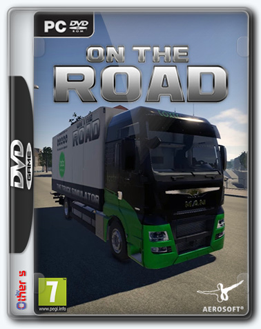 Скрипн On The Road: Truck Simulation (2017) PC | RePack by Other s