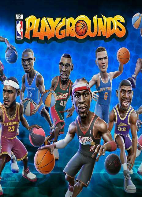 Скрипн NBA Playgrounds [v 1.0.3] (2017) [RUS]