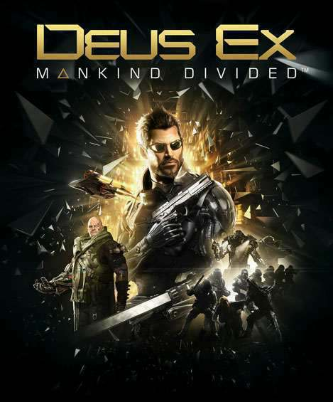 Скрипн Deus Ex: Mankind Divided - Digital Deluxe Edition [v 1.16.761.0 + DLC's] (2016) [RUS]