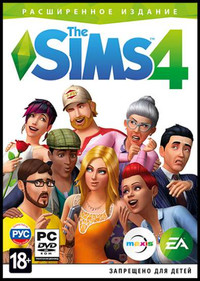 The Sims 4: Deluxe Edition [v 1.29.69.1020] (2014) [RUS]