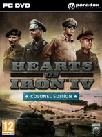 Hearts of Iron IV: FIELD MARSHAL EDITION (2016)