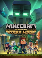 Minecraft: Story Mode - Season Two. Episode 1-3