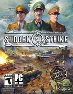 Sudden Strike 4 [v 1.04.20325 + 2 DLC] (2017) PC | RePack от xatab