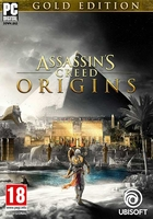 Assassin's Creed Origins Gold Edition (2017)