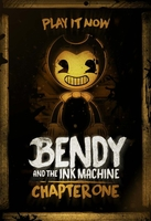 Bendy and the Ink Machine Chapter 1-3 (2017)