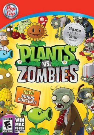 Скрипн Plants vs. Zombies 2 GOTY (2013)
