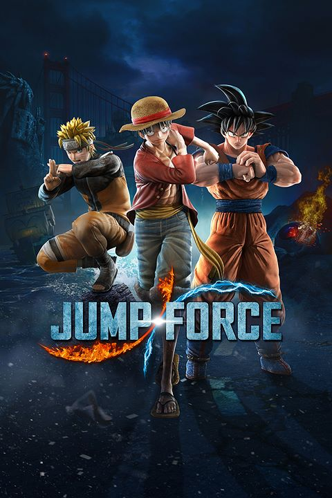 Jump Force - Ultimate Edition (2019) PC | RePack