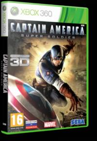 Captain America: Super Soldier (2011)