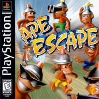 Ape Escape (2011)
